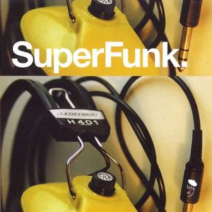 Super Funk Volume 1 - Various Artists 2X LP Vinyl (BGP)