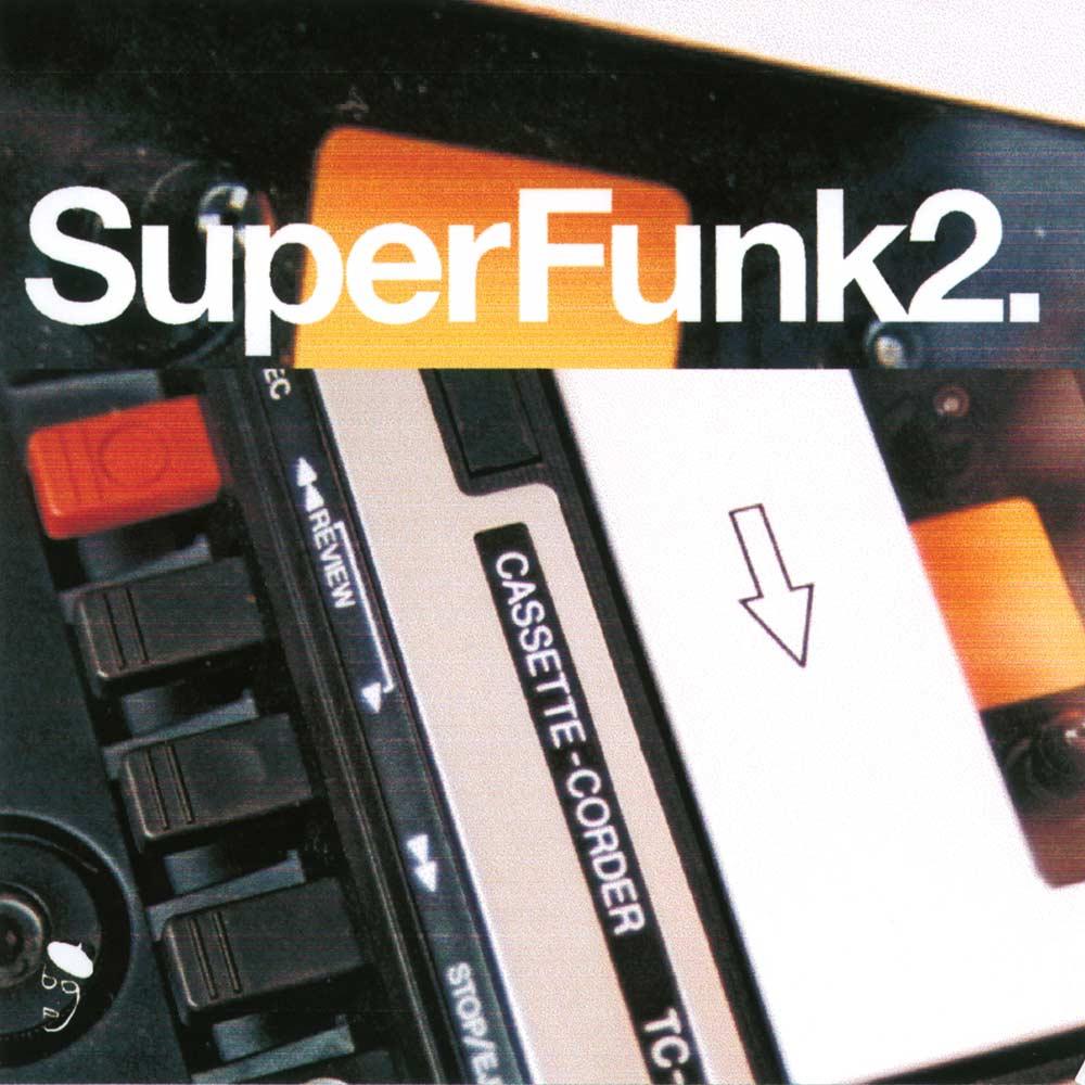 Super Funk Volume 2 CD