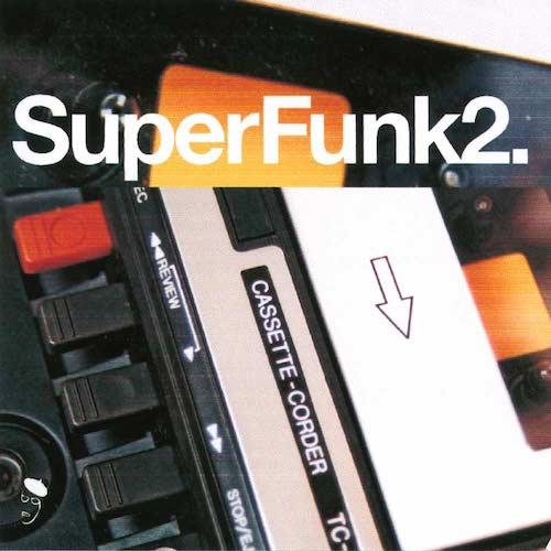 Super Funk Volume 2 – Various Artists 2x LP Vinyl (BGP)