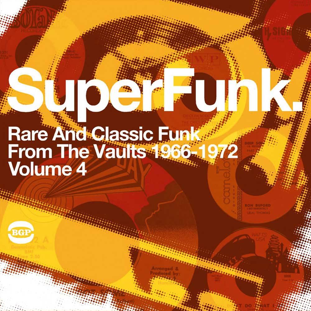 Super Funk Volume 4 LP