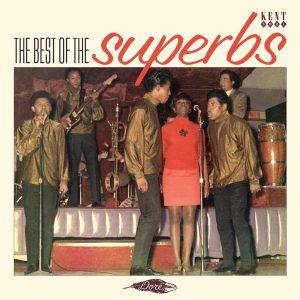 Superbs - The Best Of CD (Kent)