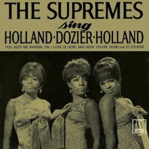 Supremes - Sing Holland Dozier Holland 2x CD (Motown)