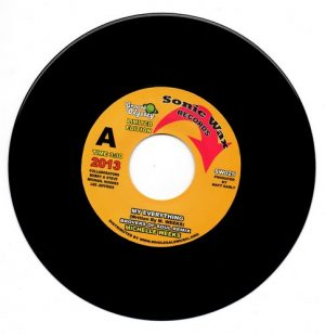 """My Everything (Brovers Of Soul Remix) / (Album Version Edit) 7""""-0"""