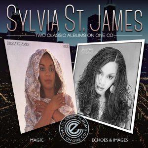 Sylvia St James - Magic / Echoes & Images CD