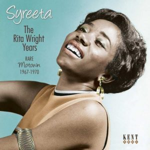 Syreeta - The Rita Wright Years - Rare Motown 1967-1970 CD