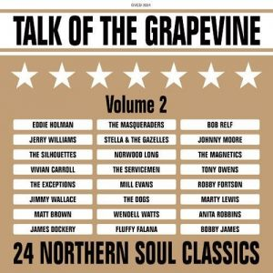 Talk Of The Grapevine Volume 2 - 24 Northern Soul Classics CD (Grapevine)