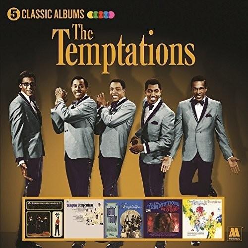 Temptations - 5 Classic Albums 5CD