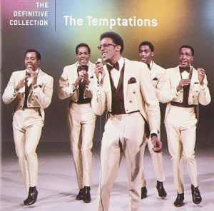 Temptations - The Definitive Collection CD (Motown)