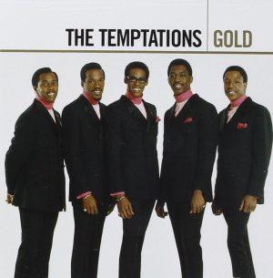 The Temptations - Gold 2x CD (Motown)