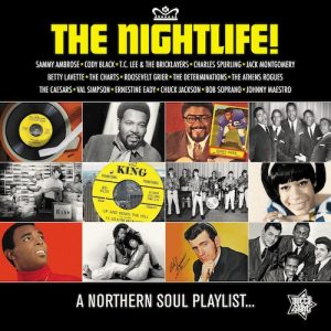 The Nightlife! - A Northern Soul Playlist - Various Artists LP Vinyl (Outta Sight)
