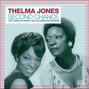 Thelma Jones - Second Chance - Barry and Columbia Records CD