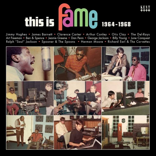 This Is Fame 1964-1968 - Various Artists 2x LP Vinyl (Kent)