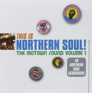 This Is Northern Soul! The Motown Sound Volume 1 - Various Artists 2X CD (Universal)