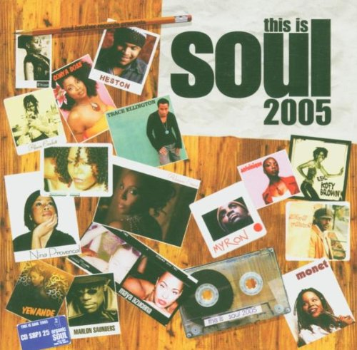 This Is Soul 2005 CD