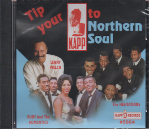 Tip Your Kapp To Northern Soul CD