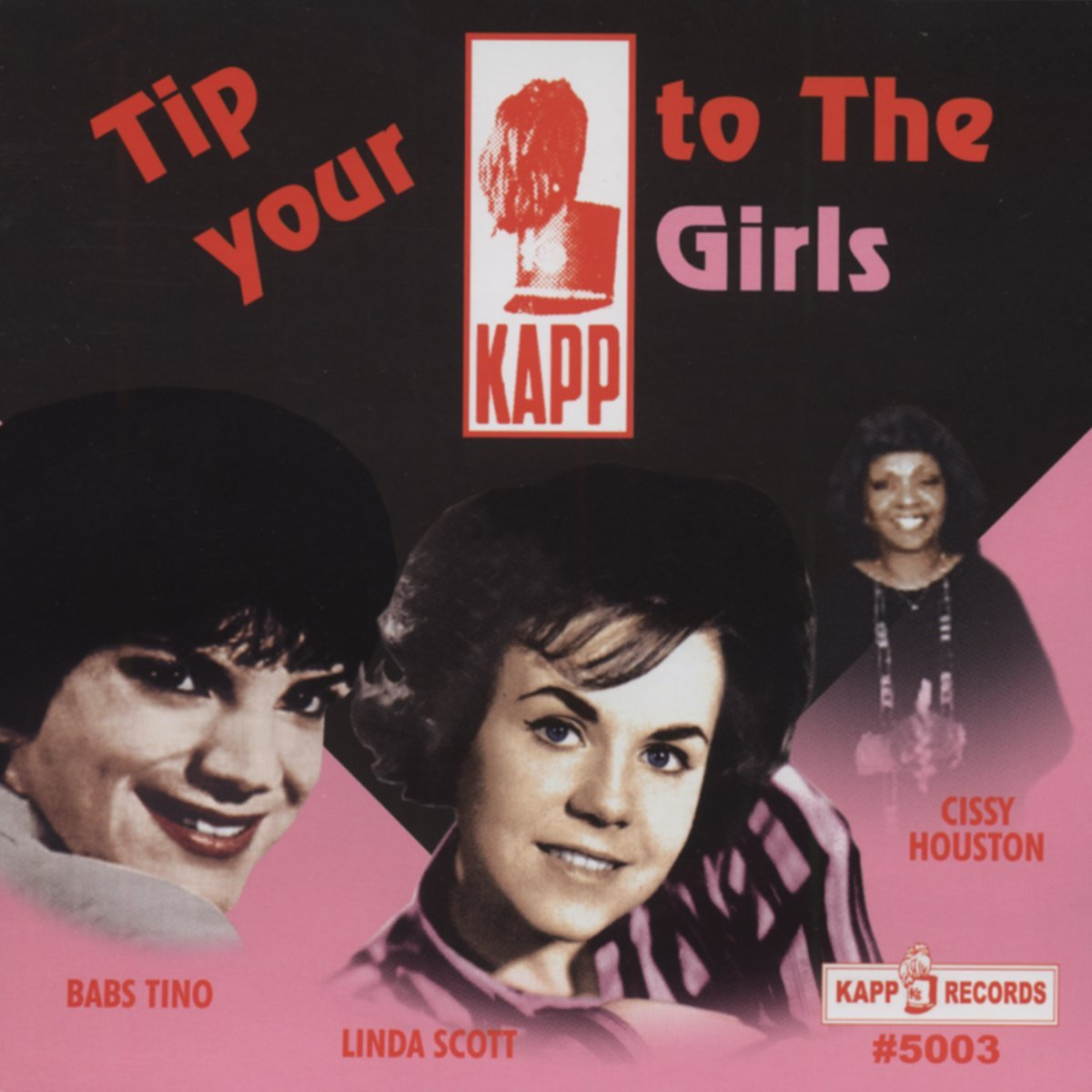 Tip Your Kapp To The Girls CD -0