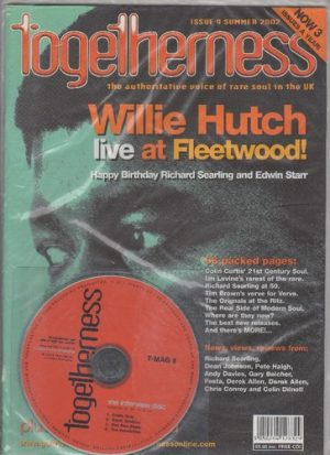 Togetherness Issue 9 Summer 2002 Magazine With Free CD-0