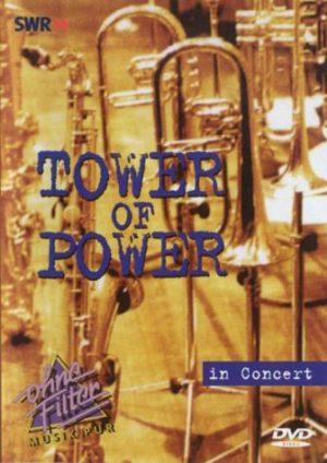 Tower Of Power - In Concert DVD (Wienerworld)