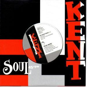 "Melba Moore - The Magic Touch / Dean Parrish - Bricks, Broken Bottles and Sticks 45 (Kent) 7"" Vinyl"