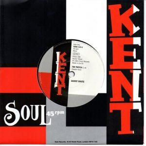 "Danny White - The Twitch / Betty Bibbs - Enough For Everybody 45 (Kent) 7"" Vinyl"