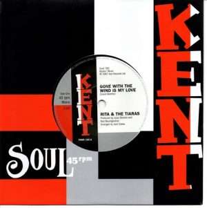 "Gone With The Wind Is My Love / (Instrumental) 7""-0"