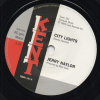 Jerry Naylor - City Lights / Johnny Praye - Can't Get Too Much Love 45