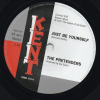 The Pretenders - Just Be Yourself / It's Everything About You (That I Love) 45