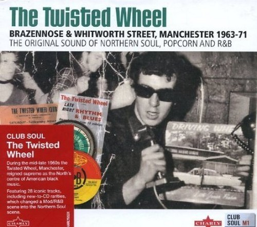 Club Soul Volume 2 The Twisted Wheel Manchester 1963-71 Deluxe CD