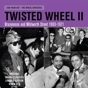 Twisted Wheel Volume 2 - Brazennose and Whitworth Street 1963-71 LP Vinyl (Outta Sight)