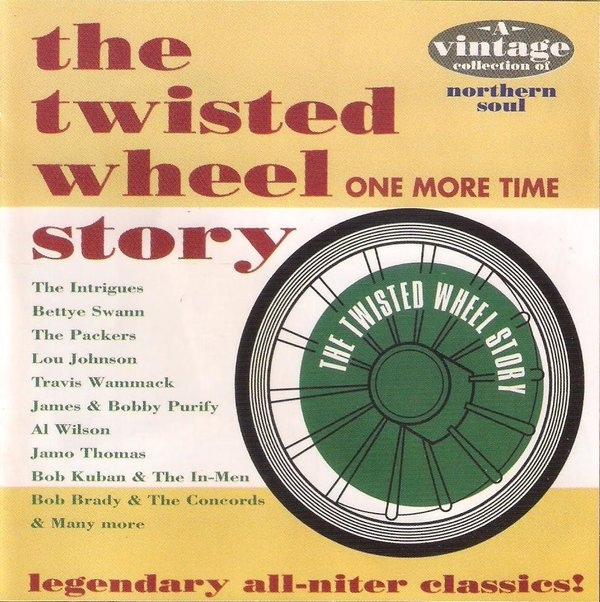 Twisted Wheel One More Time CD