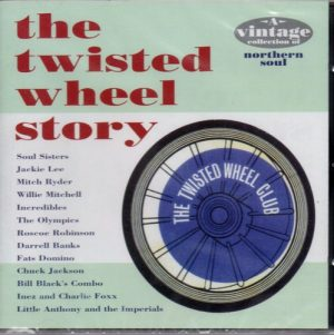 Twisted Wheel Story CD