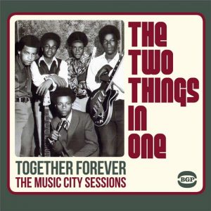 Two Things In One - Together Forever - The Music City Sessions LP Vinyl