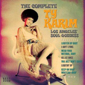 Ty Karim - The Complete Ty Karim: Los Angeles' Soul Goddess CD (Kent)