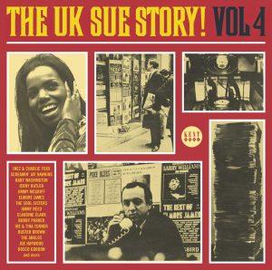 UK Sue Label Story Volume 4 - Various Artists CD (Kent)