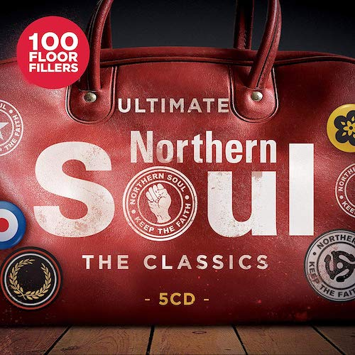 Ultimate Northern Soul - The Classics 5x CD