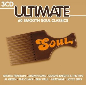 Ultimate Soul - 60 Smooth Soul Classics 3CD