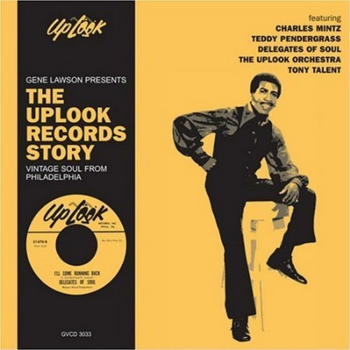 Uplook Records Story - Various Artists CD (Grapevine)