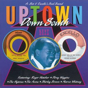 Uptown, Down South - A-Bet And Excello's Soul Sound CD
