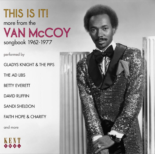 This Is It! More From The Van McCoy Songbook 1962-1977 CD (Kent)