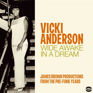 Vicki Anderson - Wide Awake In A Dream