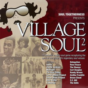 Village Soul Volume 2 17 Modern Soul Gems 2LP