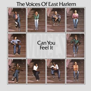 Voices Of East Harlem - Can You Feel It LP