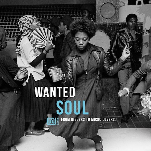 Wanted Soul - From Diggers To Music Lovers LP