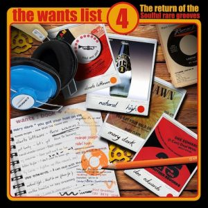 Wants List Volume 4 The Return Of The Soulful Rare Grooves CD