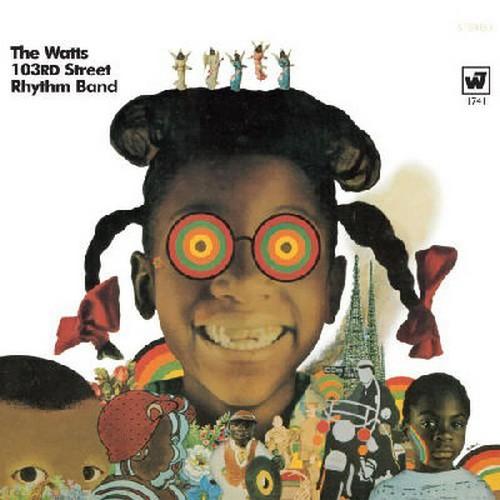 Watts 103rd Street Rhythm Band - Hot Heat & Sweet Grooves CD
