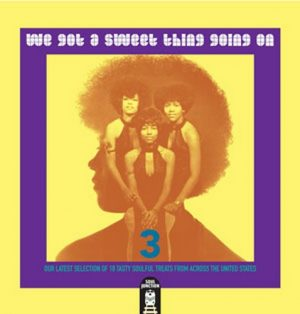 We Got A Sweet Thing Going On Volume 3 - Various Artists CD (Soul Junction)