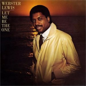 Webster Lewis - Let Me Be The One CD