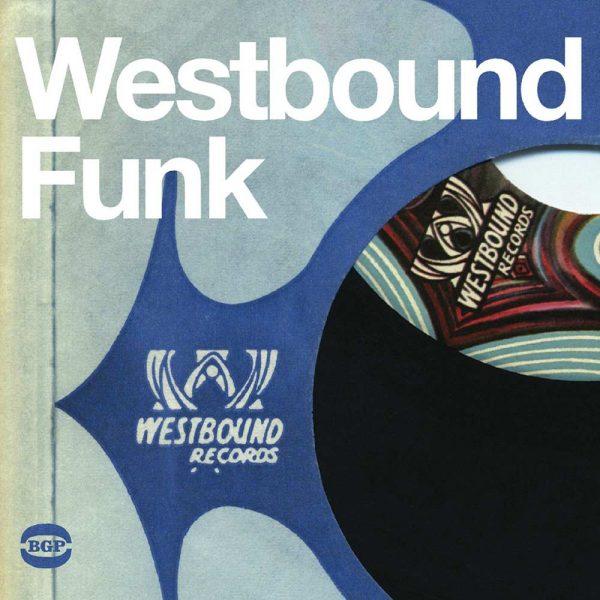 Westbound Funk CD