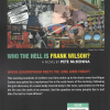 Who The Hell Is Frank Wilson? A Novel By Pete McKenna BOOK (Back)