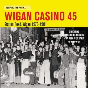 Keeping The Faith.... Wigan Casino 45 LP